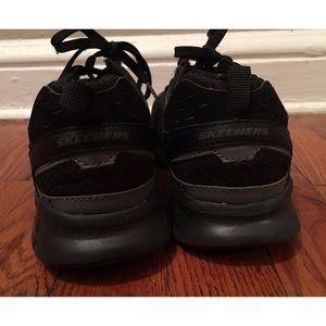 Skechers Shoes - Women's Black Skechers sneakers, size 9